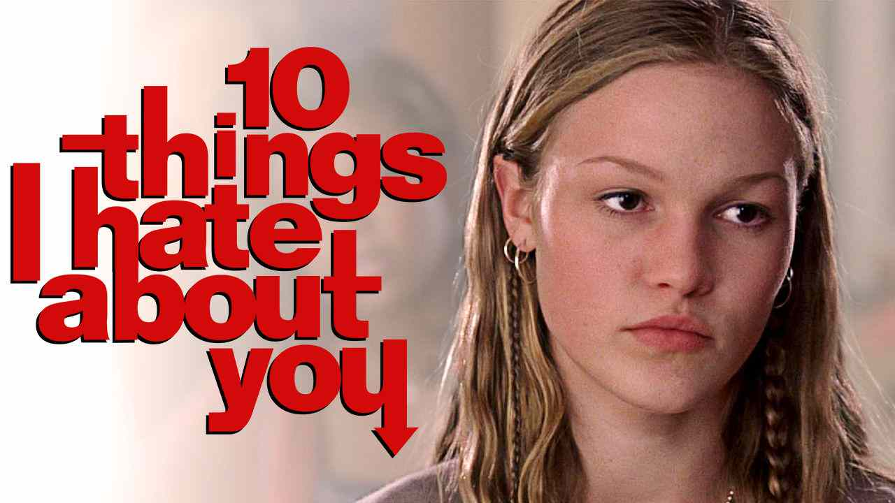 Genre Grandeur 10 Things I Hate About You 1999: Is '10 Things I Hate About You' Movie Streaming On Netflix?