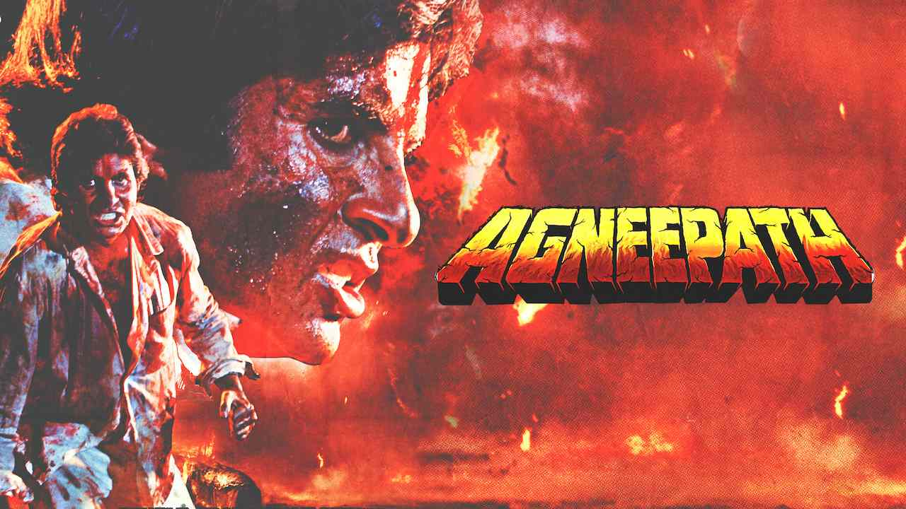 Agneepath is not an original movie but a copied movie