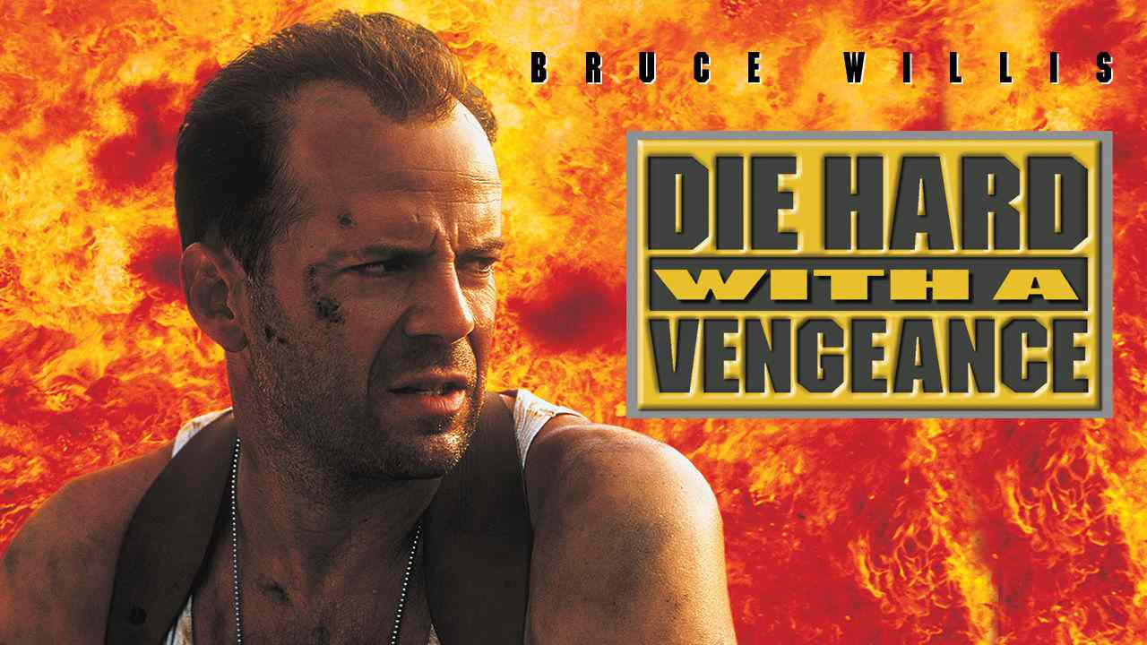 Is Movie Die Hard With A Vengeance 1995 Streaming On Netflix