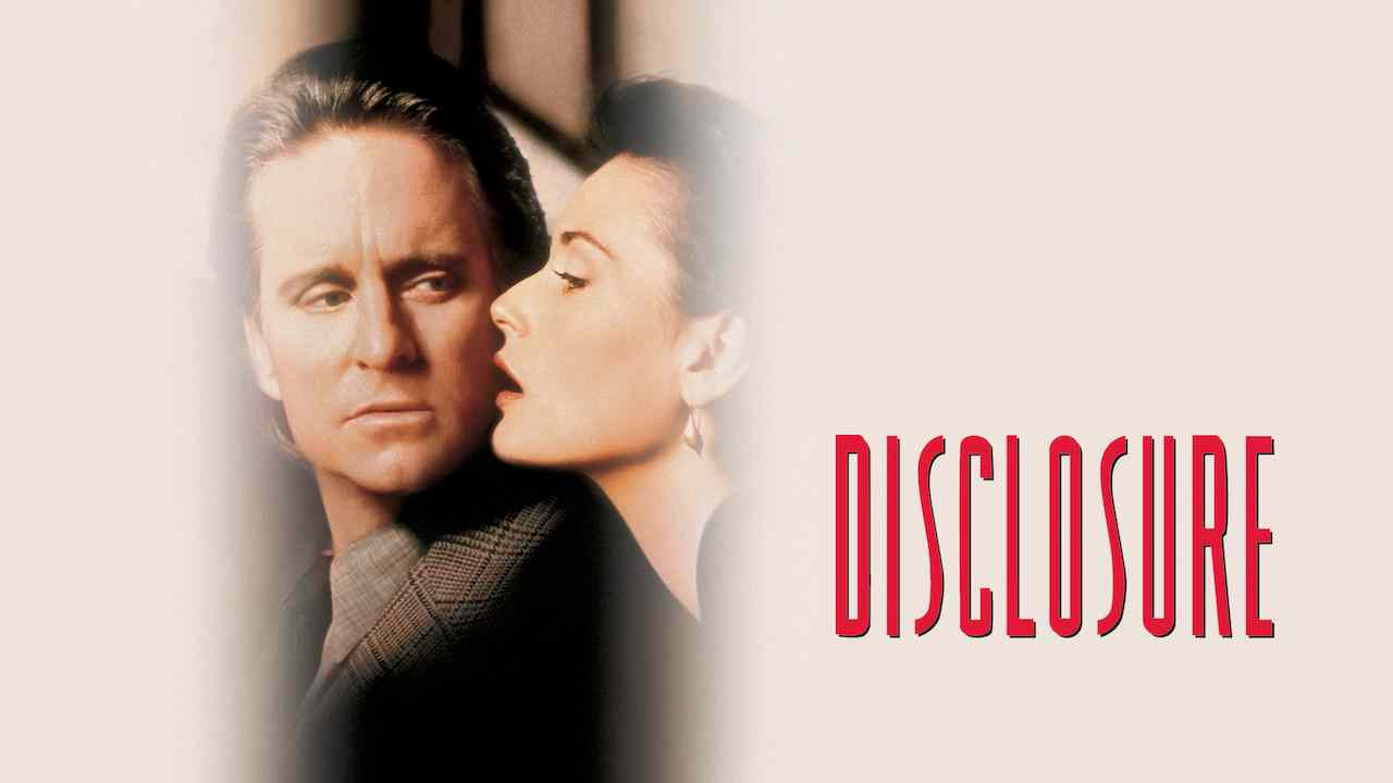 Is Movie Disclosure 1994 Streaming On Netflix