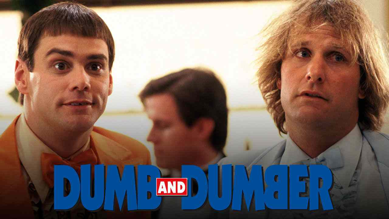 Is Movie Dumb And Dumber 1994 Streaming On Netflix