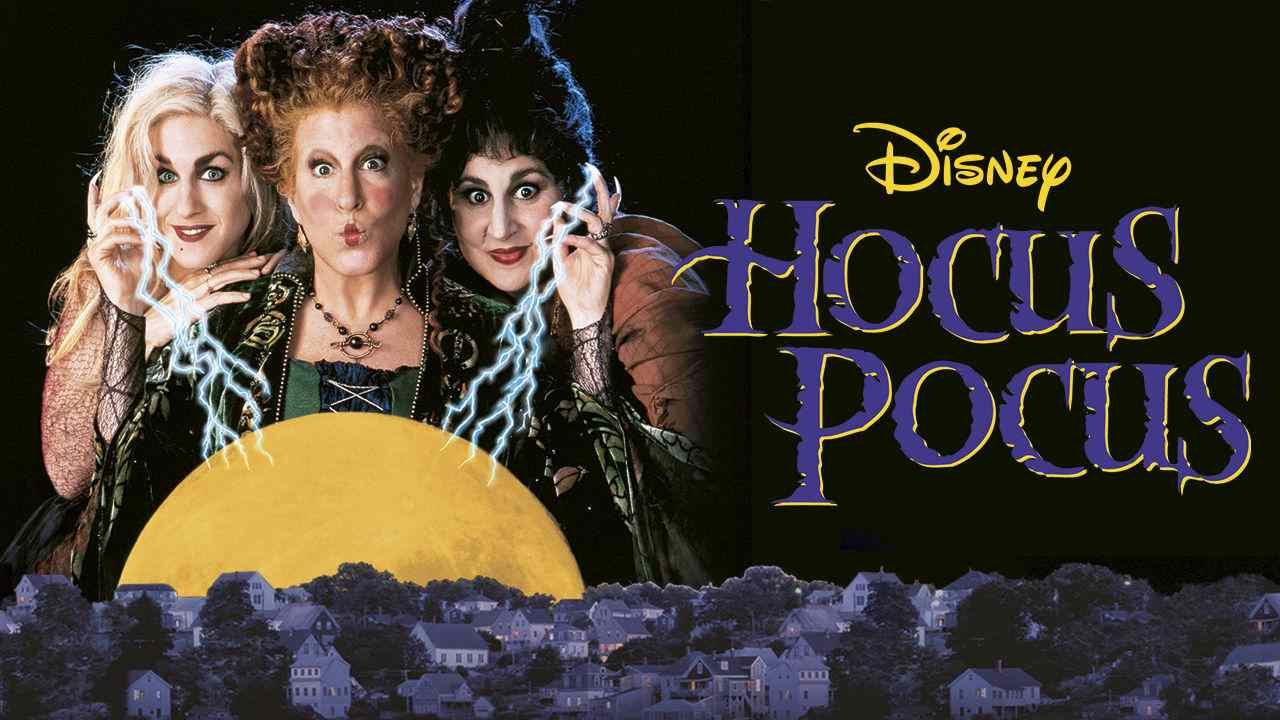 Image result for hocus pocus movie poster