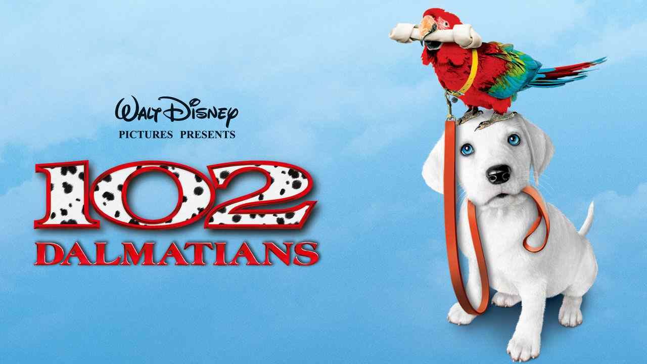 Is Movie 102 Dalmatians 2000 Streaming On Netflix