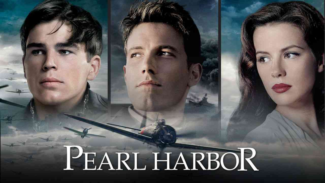 Is Movie Pearl Harbor 2001 Streaming On Netflix