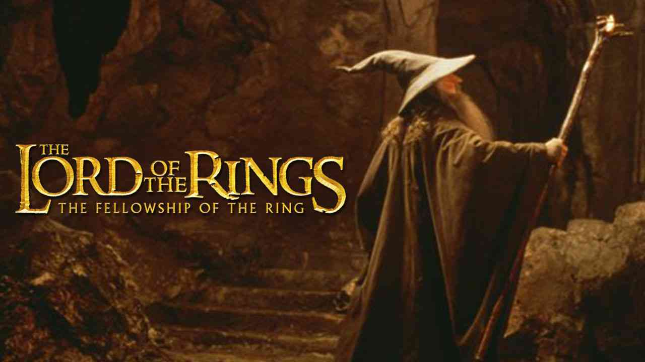 Is Movie The Lord Of The Rings The Fellowship Of The Ring 2001 Streaming On Netflix
