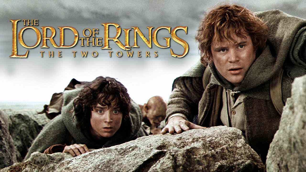Is Movie The Lord Of The Rings The Two Towers 2002 Streaming On Netflix