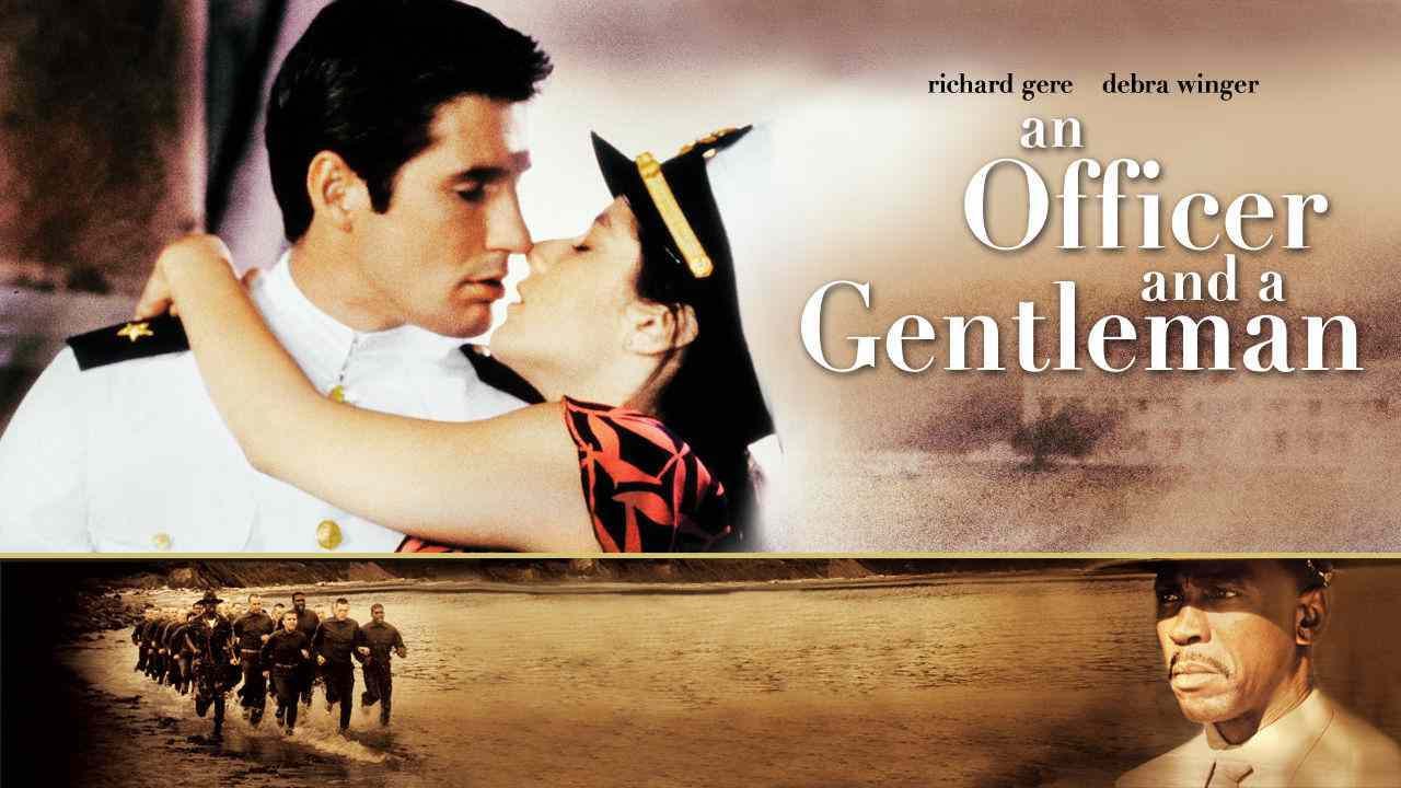 Is 'An Officer and a Gentleman 1982' movie streaming on Netflix?
