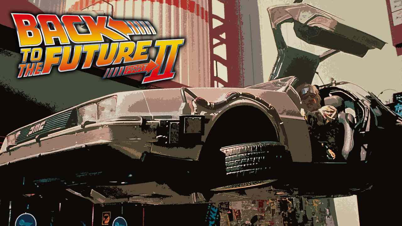 Back to the Future Part II 1989
