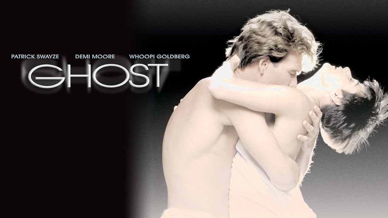 'Ghost 1990' : best Paranormal Romance Movies