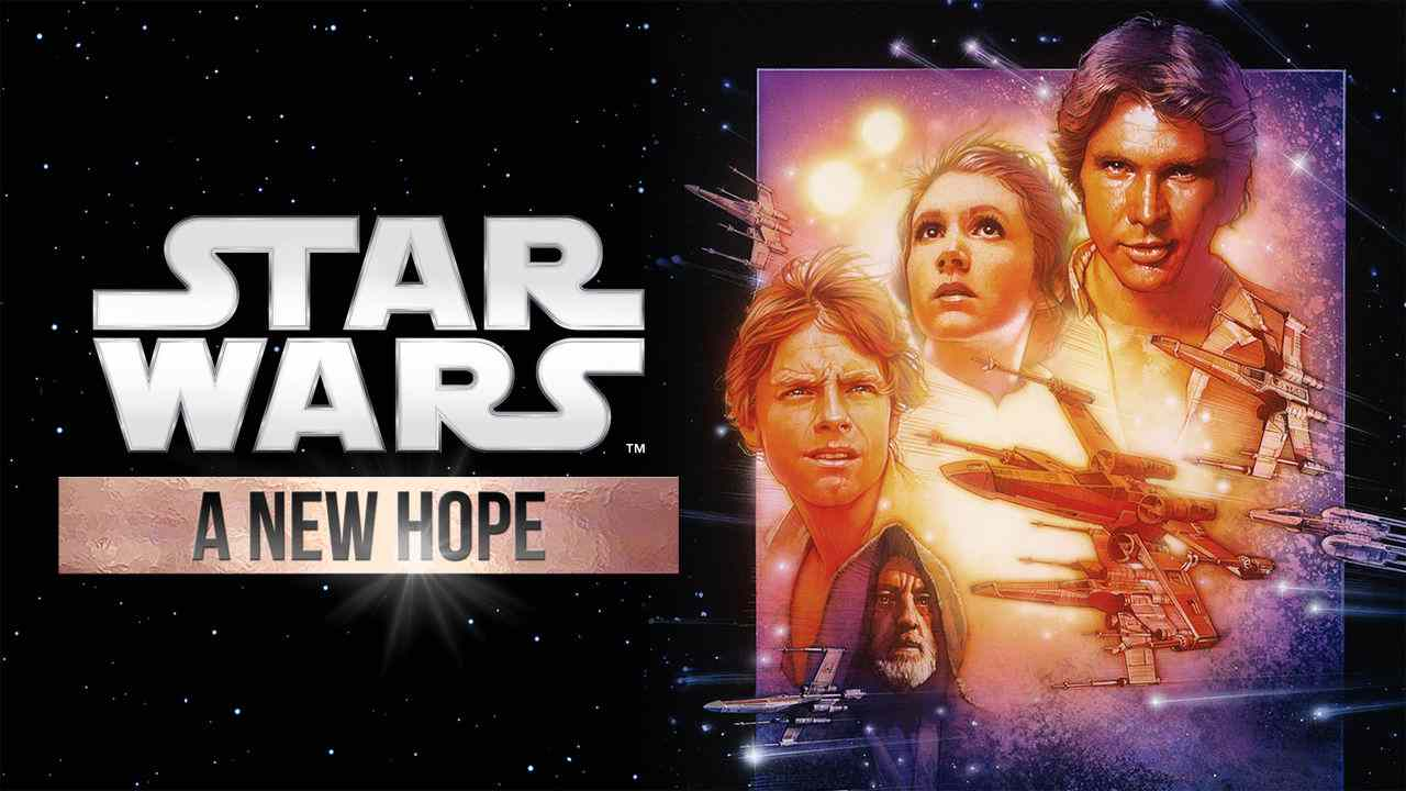Is Movie Star Wars Episode Iv A New Hope 1977 Streaming On Netflix