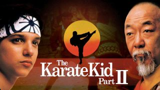 The Karate Kid Part II 1986
