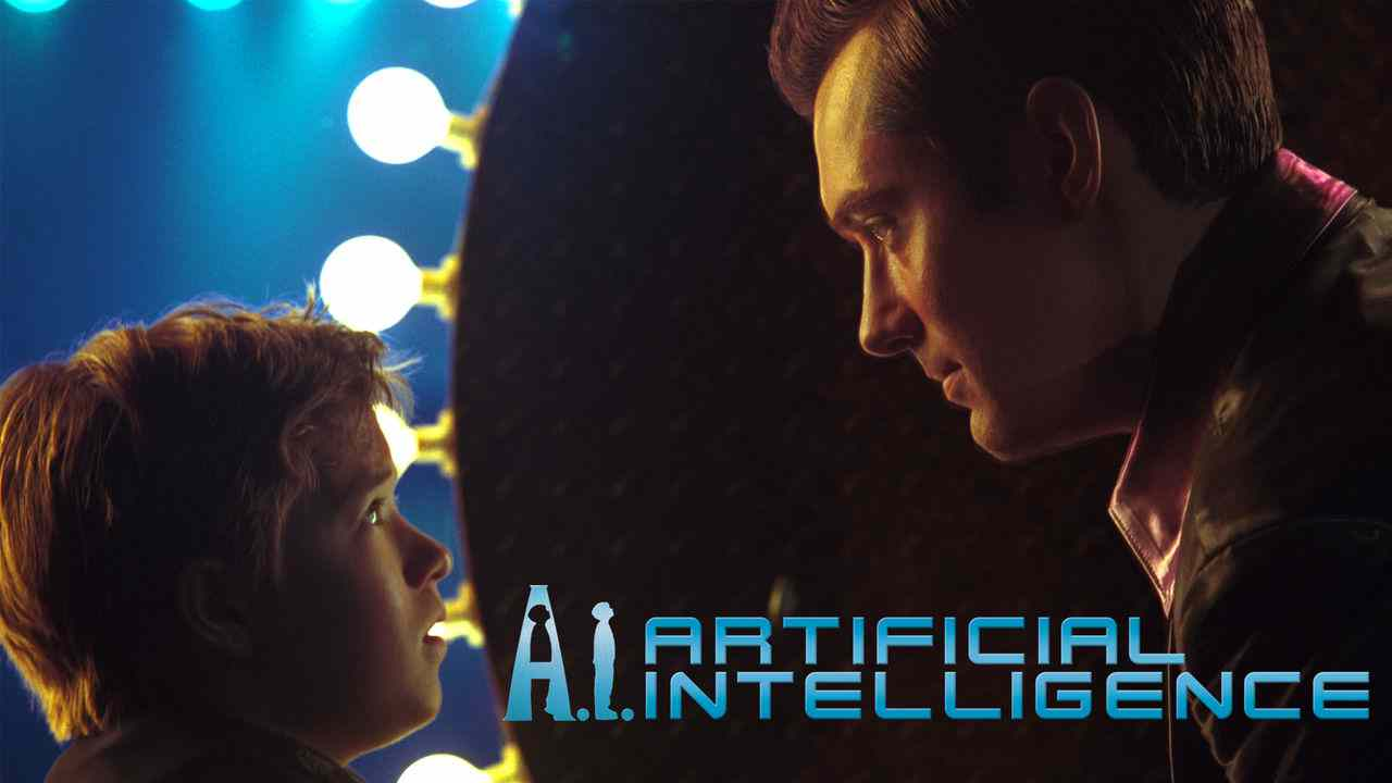 Is Movie A I Artificial Intelligence 2001 Streaming On Netflix
