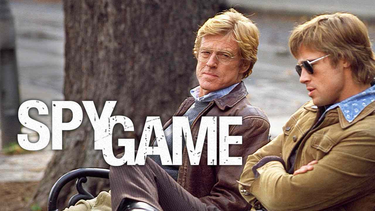 Is Movie Spy Game 2001 Streaming On Netflix