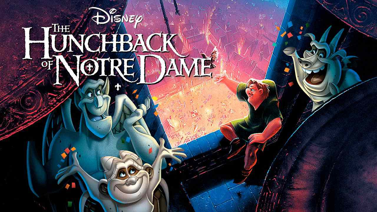 Is Movie The Hunchback Of Notre Dame 1996 Streaming On Netflix