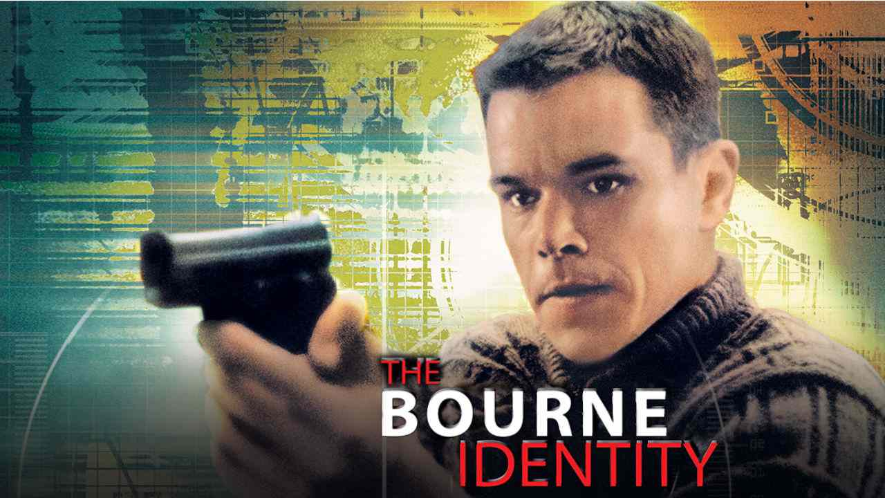 Is Movie The Bourne Identity 2002 Streaming On Netflix