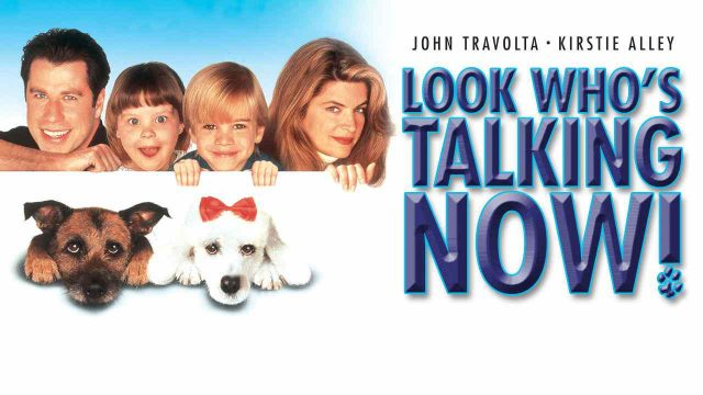 Look Who's Talking Now 1993