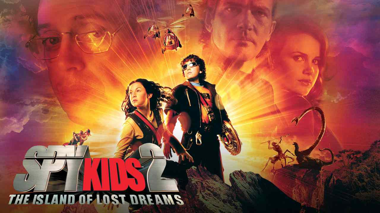 Spy Kids 2: The Island of Lost Dreams 2002