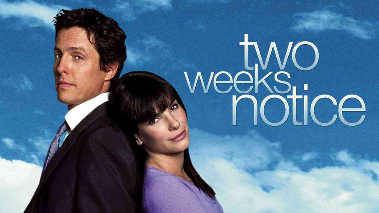 Is Movie Two Weeks Notice 2002 Streaming On Netflix