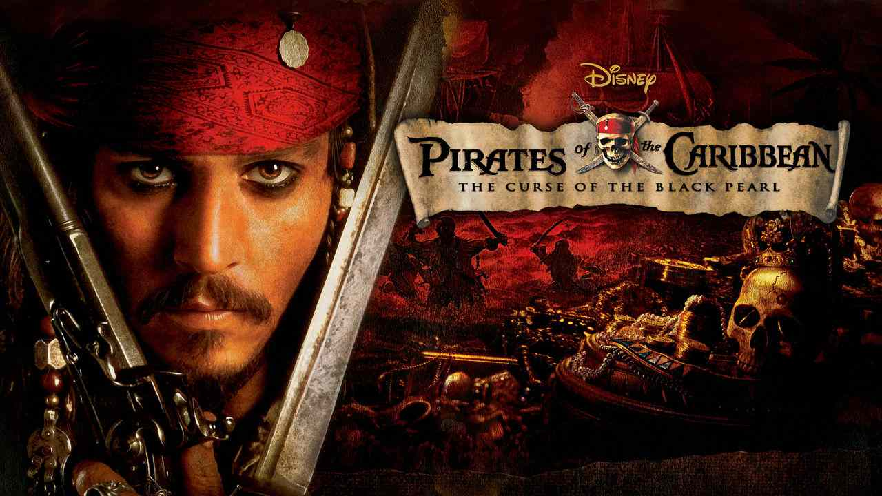 Is Movie Pirates Of The Caribbean The Curse Of The Black Pearl 2003 Streaming On Netflix