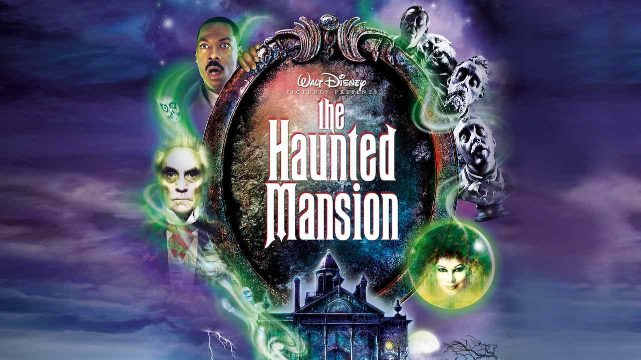 Is Movie The Haunted Mansion 2003 Streaming On Netflix