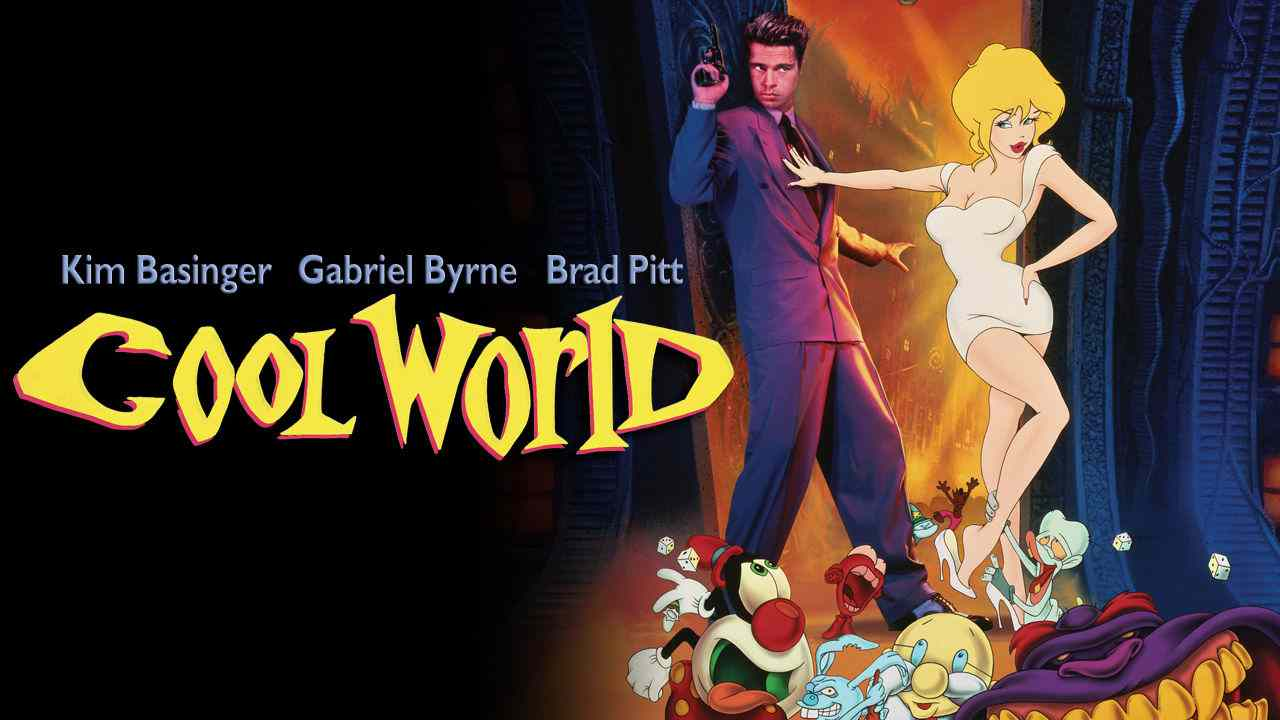 Is Cool World 1992 Movie Streaming On Netflix