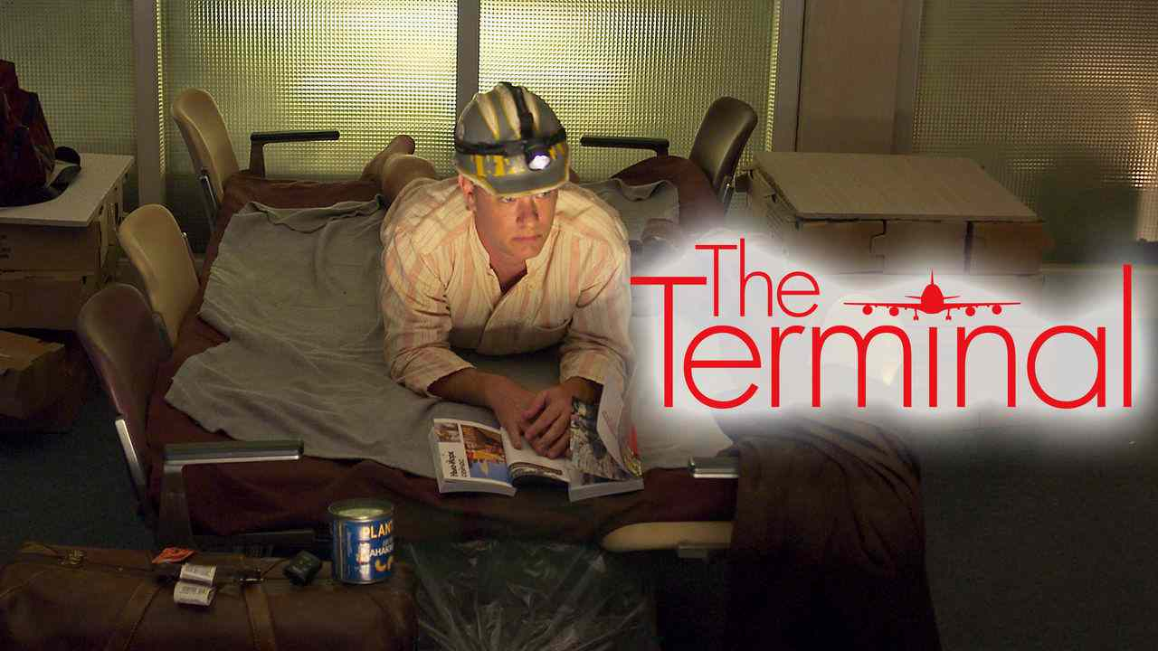 Is Movie The Terminal 2004 Streaming On Netflix