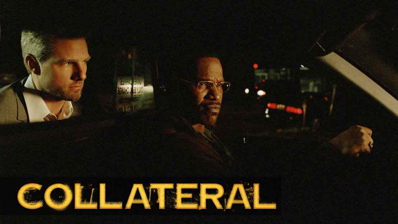 Is Movie Collateral 2004 Streaming On Netflix