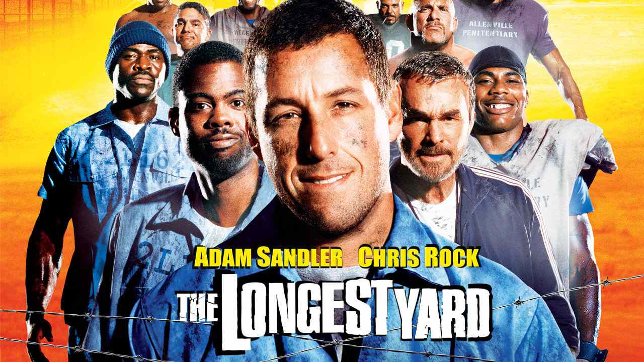 Is Movie The Longest Yard 2005 Streaming On Netflix