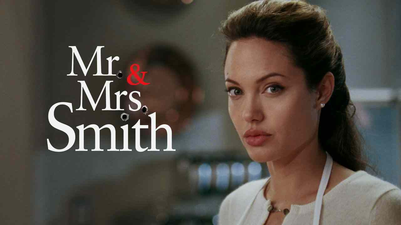 Is Movie Mr And Mrs Smith 2005 Streaming On Netflix