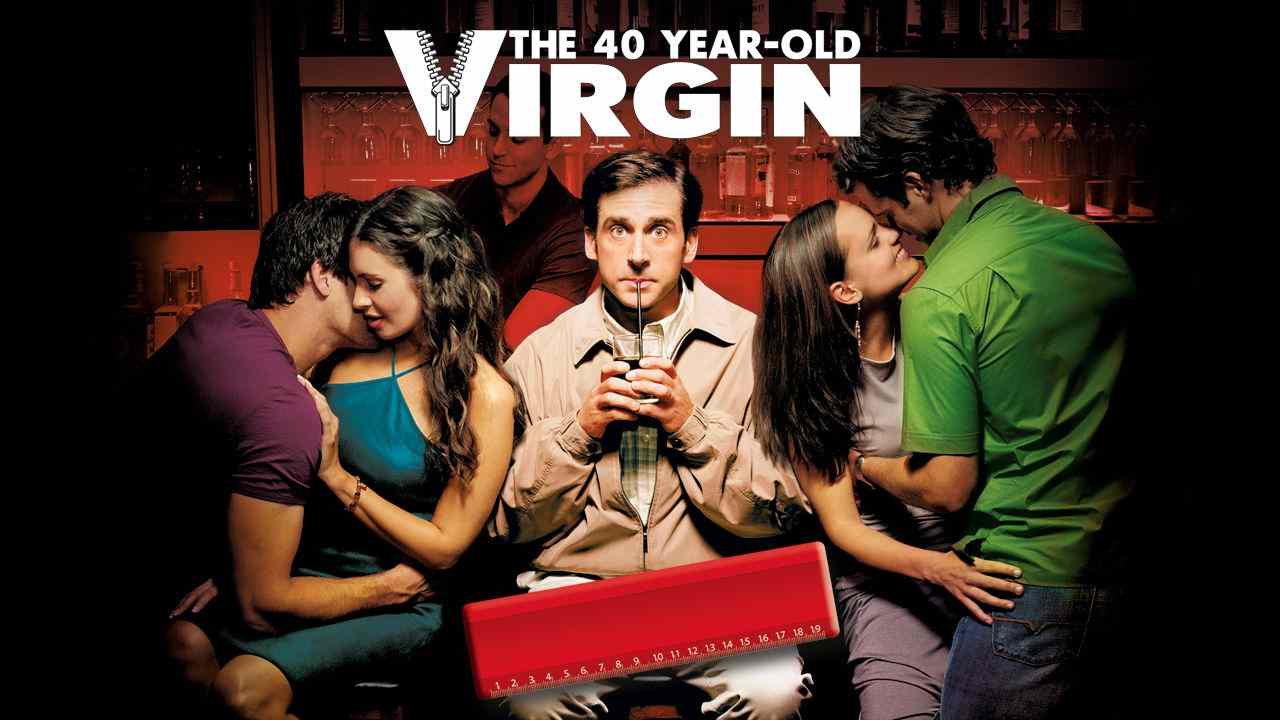 Is Movie The 40 Year Old Virgin 2005 Streaming On Netflix