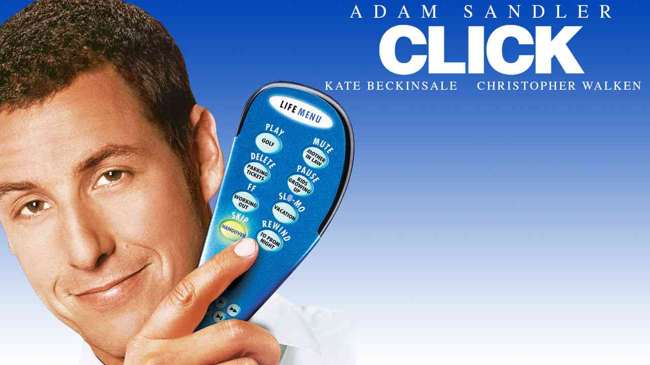 Is Movie Click 2006 Streaming On Netflix