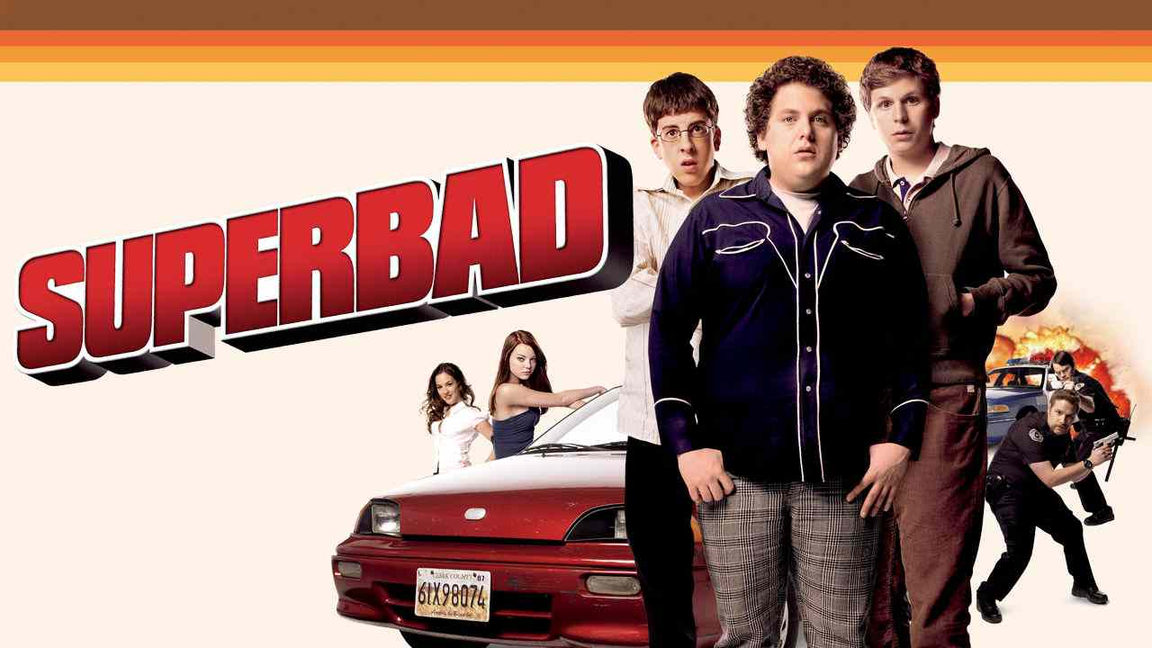 Is Movie Superbad 2007 Streaming On Netflix