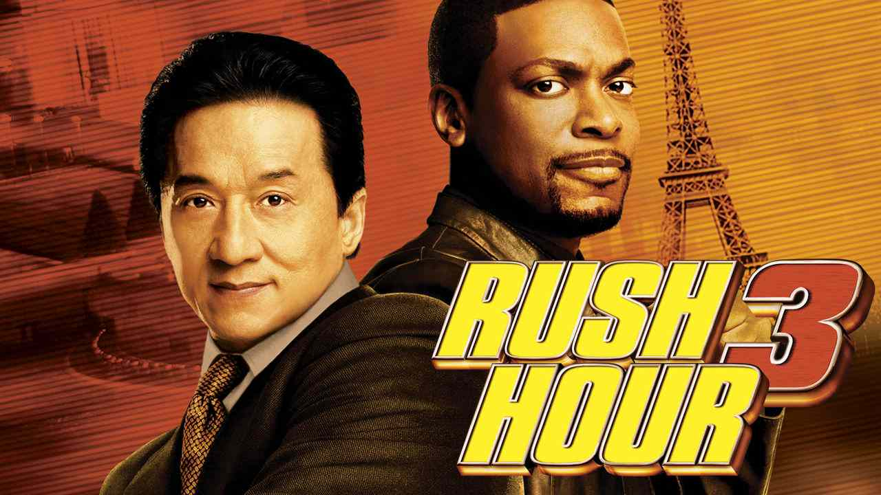 Is Movie Rush Hour 3 2007 Streaming On Netflix