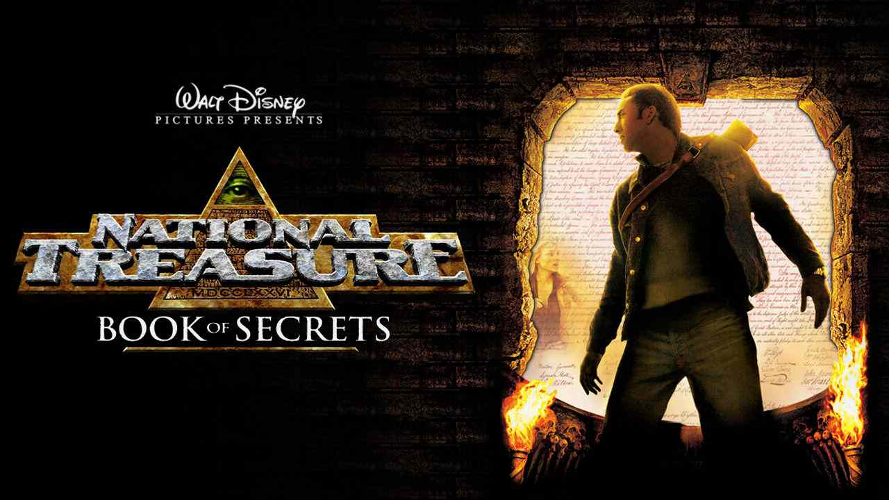 Is Movie National Treasure Book Of Secrets 2007 Streaming On Netflix
