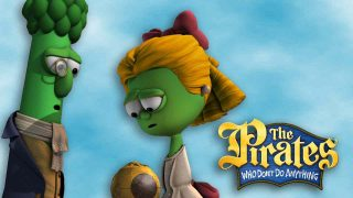 Pirates Who Don't Do Anything: A VeggieTales Movie 2008