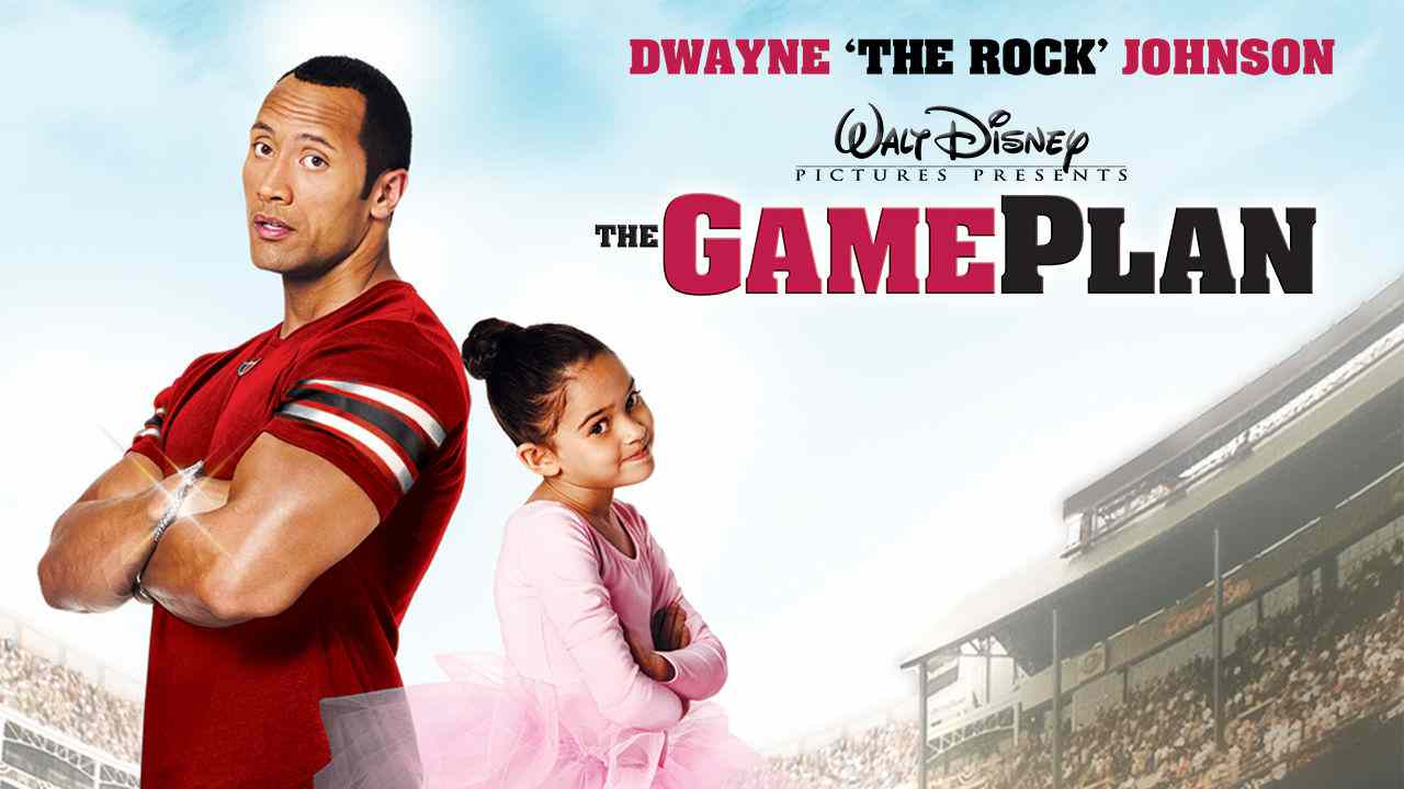 Is 'The Game Plan' movie streaming on Netflix?