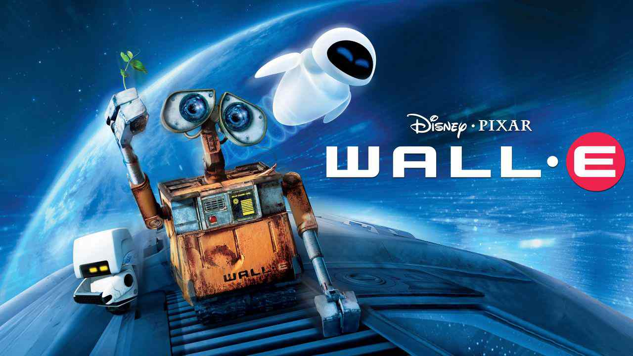Is Movie Wall E 2008 Streaming On Netflix