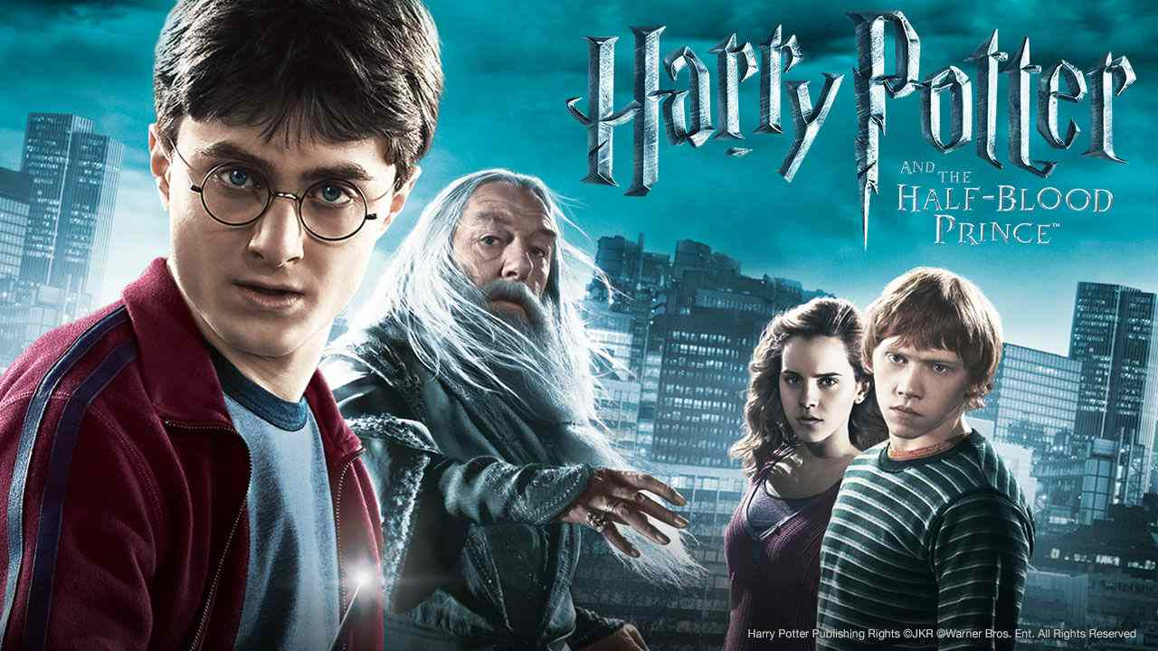 Is Movie Harry Potter And The Half Blood Prince 2009 Streaming On Netflix