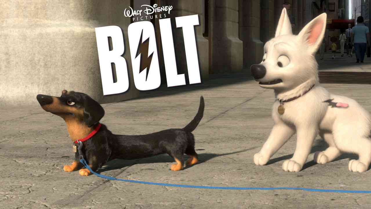Is Movie Bolt 2008 Streaming On Netflix