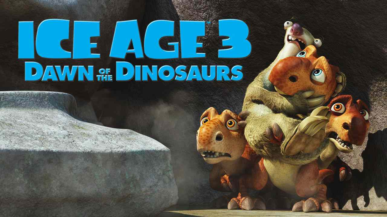 Is Movie Ice Age Dawn Of The Dinosaurs 2009 Streaming On Netflix