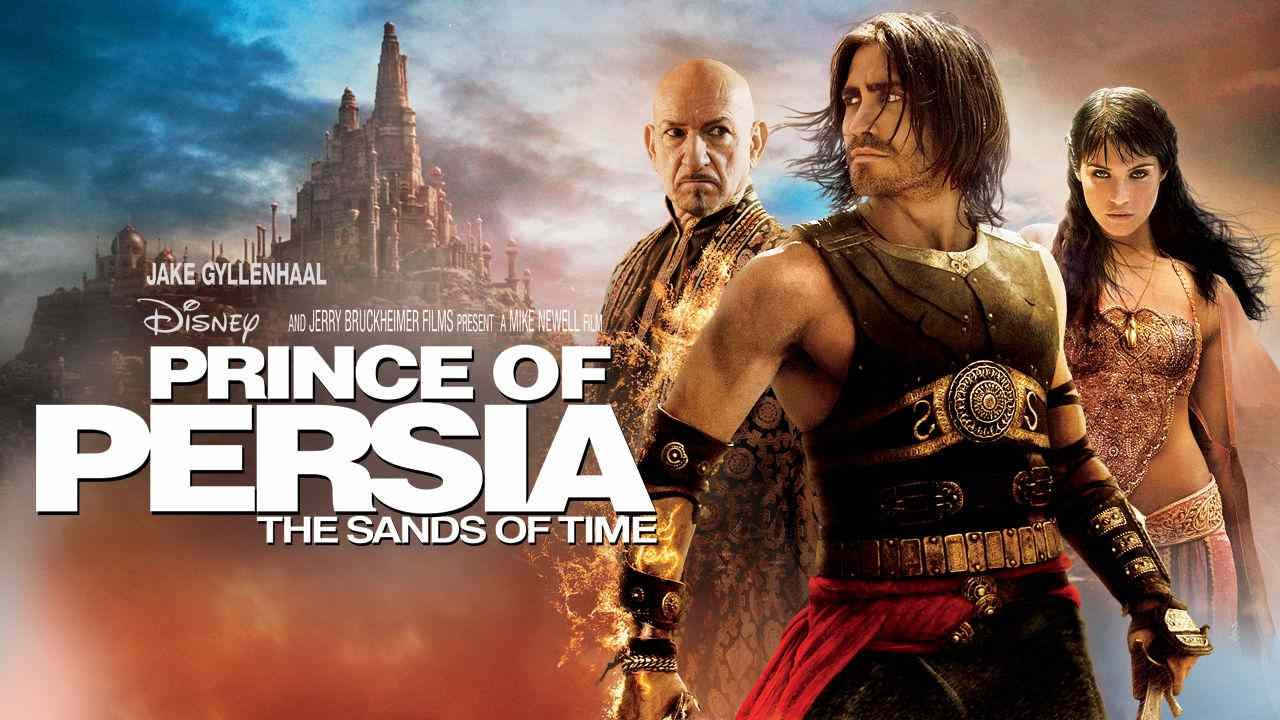 Is Prince Of Persia The Sands Of Time 2010 Movie Streaming On Netflix