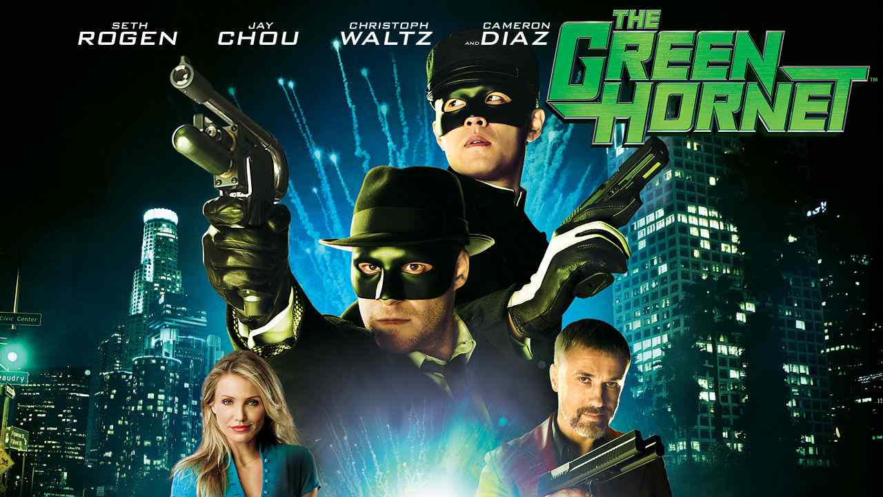 Is Movie The Green Hornet 2011 Streaming On Netflix