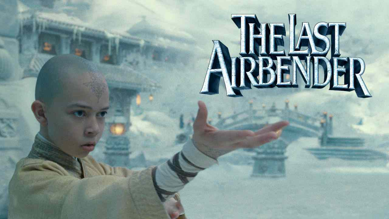 Is Movie The Last Airbender 2010 Streaming On Netflix