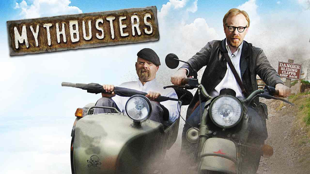 MythBusters 2003