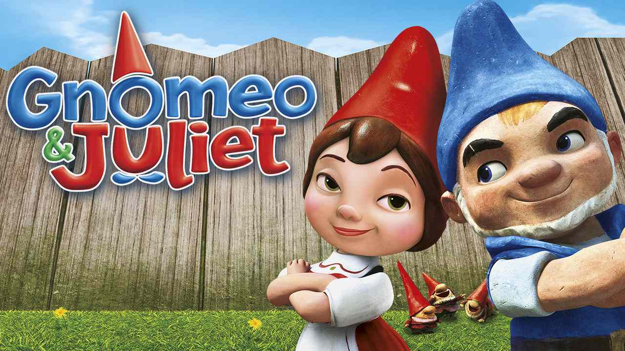 Is Movie Gnomeo And Juliet 2011 Streaming On Netflix
