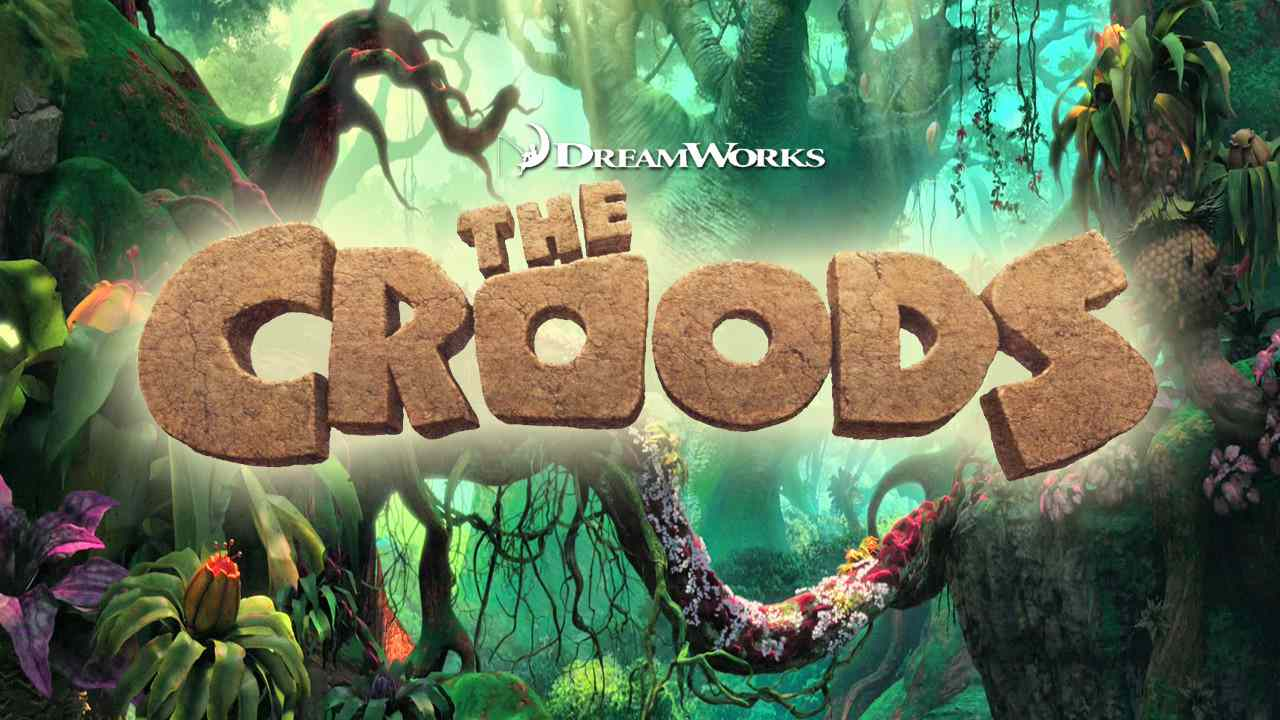 Is Movie The Croods 2013 Streaming On Netflix
