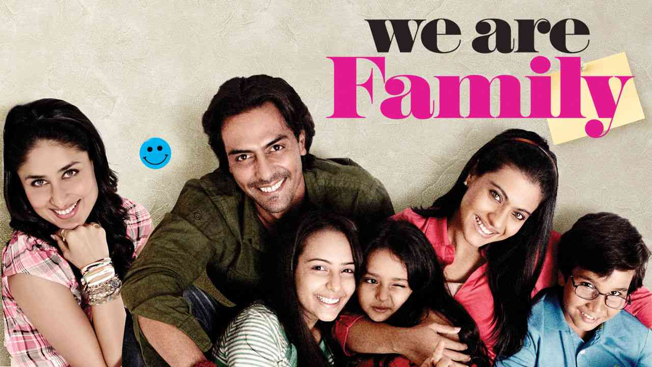 We Are Family 2010