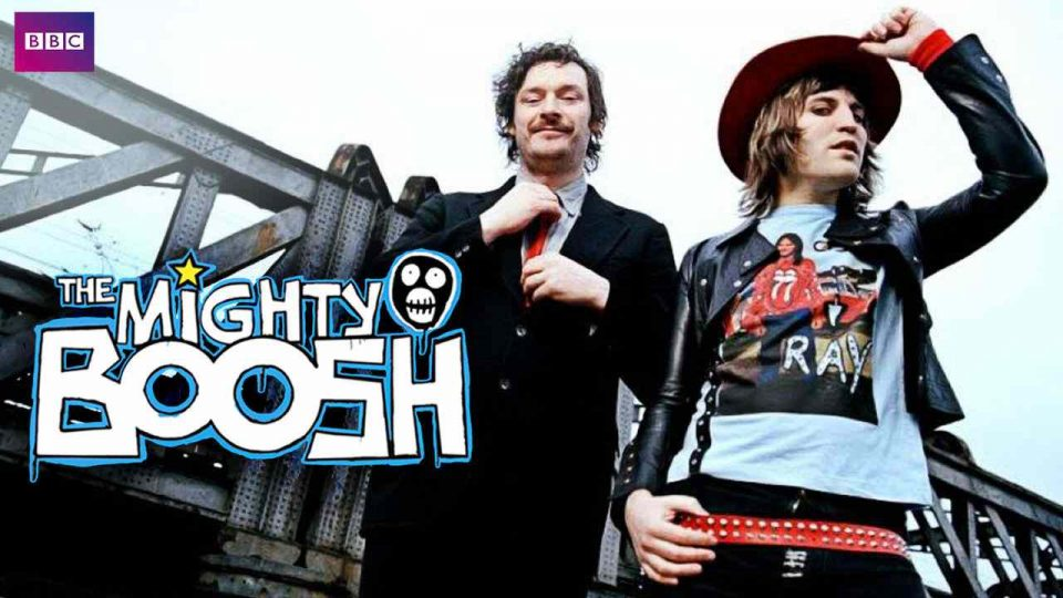 The Mighty Boosh 2004