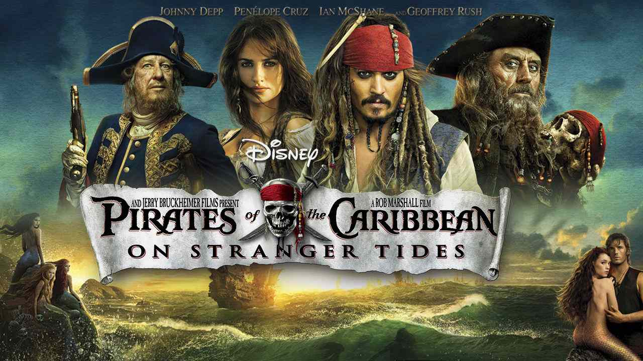 Is Movie Pirates Of The Caribbean On Stranger Tides 2011 Streaming On Netflix
