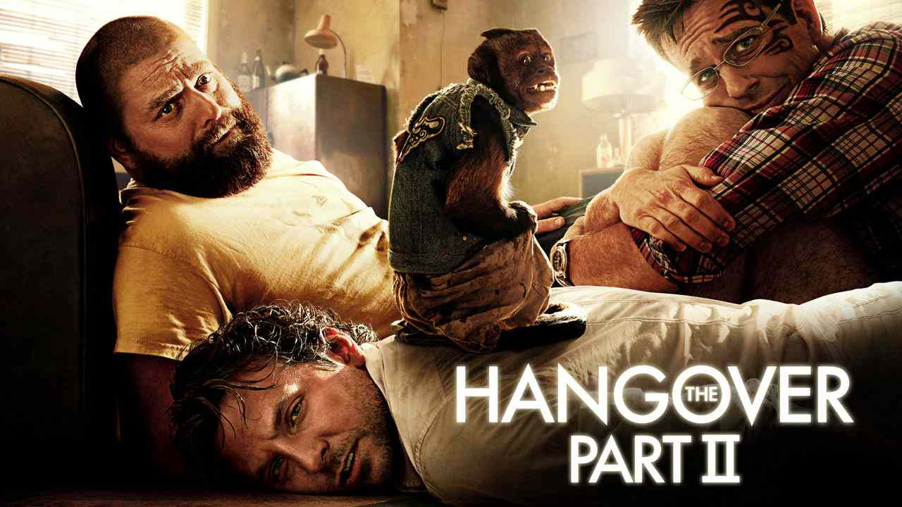 Is Movie The Hangover Part Ii 2011 Streaming On Netflix